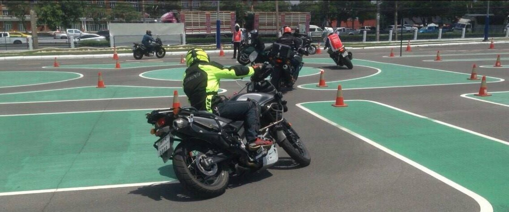 suzuki riding school